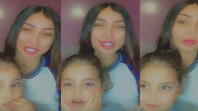 صورة بسبب ابنتها غزل.. دنيا بطمة تعبر عن سعادتها