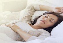 صورة هام للحوامل.. وضعيات نوم خاطئة تضر بصحة جنينك