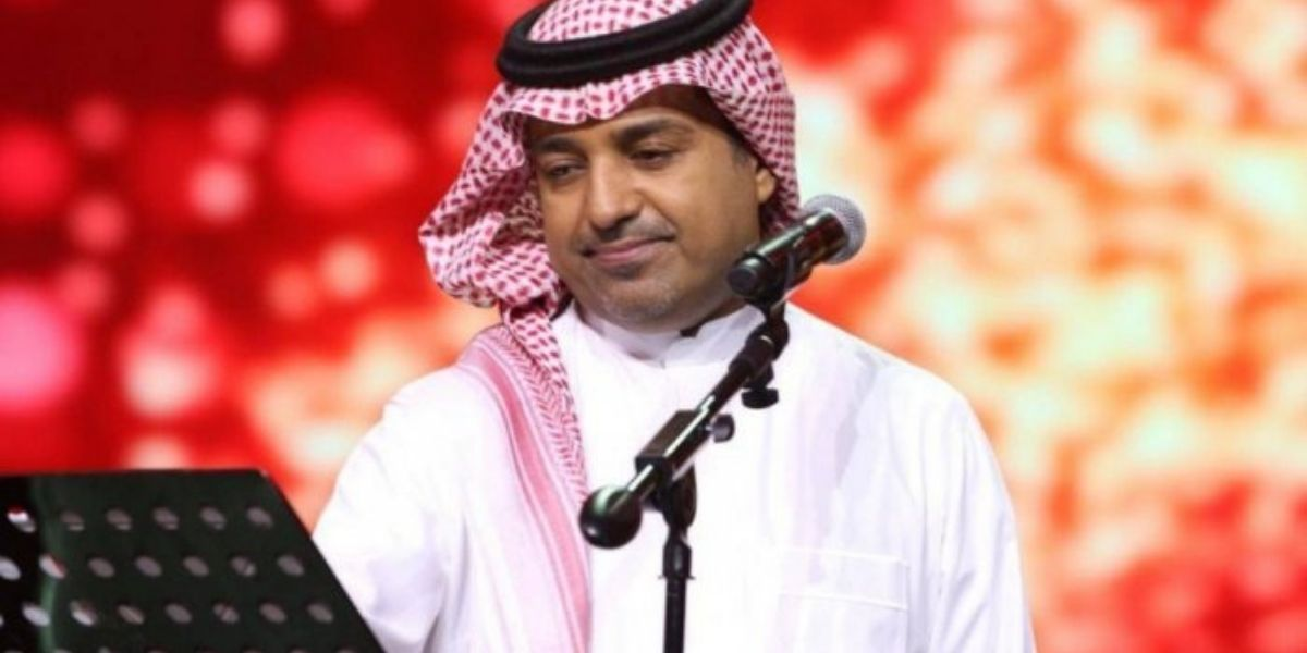 وفاة والدة الفنان السعودي راشد الماجد