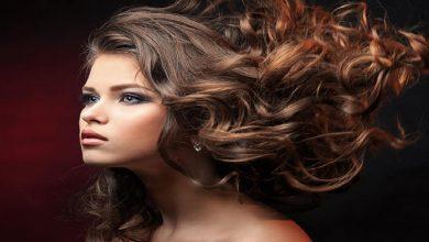 صورة بمكونات طبيعية احصلي على شعر لامع وحريري