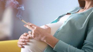 صورة أخطاء تقع فيها الحامل في الأشهر الأولى