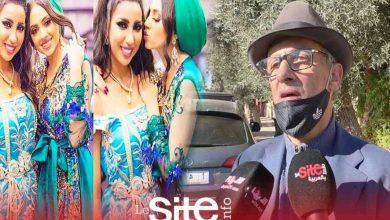 صورة والد عائشة عياش يكشف الحالة النفسية لابنته بعد قرار محكمة مراكش -فيديو