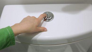 صورة نصيحة: أغلقوا غطاء المرحاض قبل أن تجذبوا السيفون