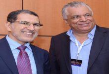 """صورة بسبب الحمامات.. محمد الخياري """"ينتفض"""" في وجه رئيس الحكومة"""
