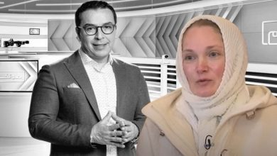 صورة مؤثر.. أرملة صلاح الدين الغماري تتحدث عن وفاته: كيف سأعيش بدونه -فيديو