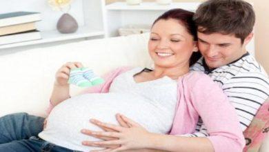 صورة أوضاع الجماع المناسبة خلال فترة الحمل