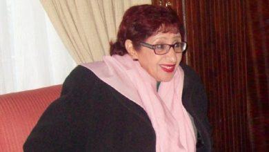 """صورة عائشة ماهماه تتلقى الجرعة الأولى من لقاح """"كورونا""""-صورة"""