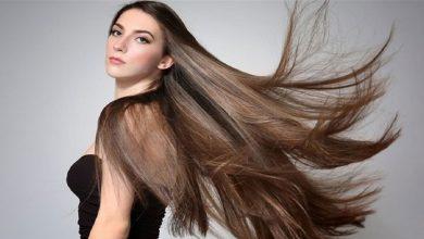 صورة أكثر من 6 وصفات طبيعية للحصول على شعر طويل وقوي