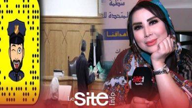 صورة أول تعليق لسعيدة شرف بعد الحكم على دنيا بطمة بالسجن -فيديو