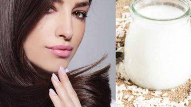 صورة وصفة لإطالة الشعر باستخدام ماء الأرز