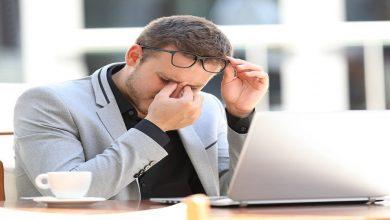 صورة ما هي مسببات إرهاق العينين؟