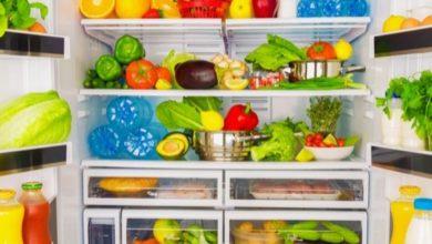 صورة خلال شهر رمضان.. 4 أطعمة تجنبي وضعها في الثلاجة